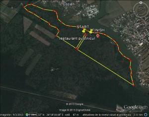 Harta rev Pustnicu